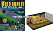 DC Batman Automobilia Collection #60 Mothman Batman #63 Eaglemoss